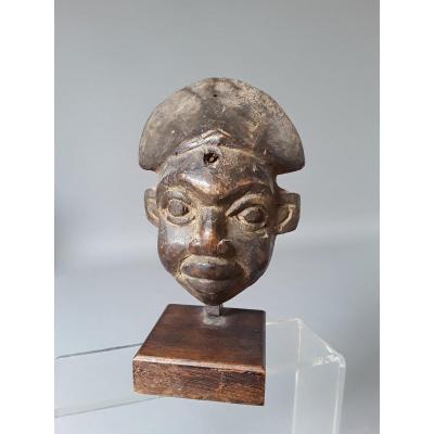 Peti Mask Passport Bamoun Cameroon