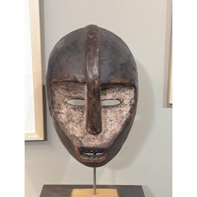 Ngbaka Mask Republic Of Congo