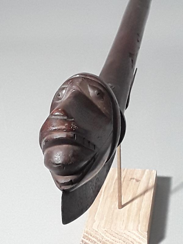 Recade De Chef Dahomey 19 ème Siècle -photo-4