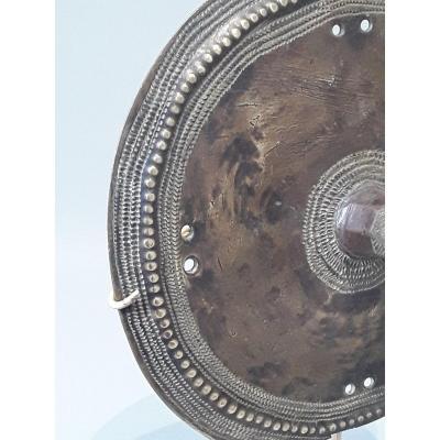 Plaque En Bronze  Éthiopie