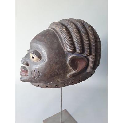 Masque Yerouba  Nigeria