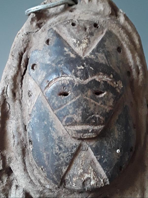 Etket Niger Divination Carved Board-photo-2