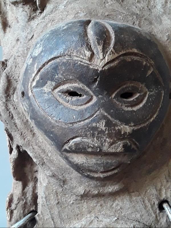 Etket Niger Divination Carved Board-photo-4