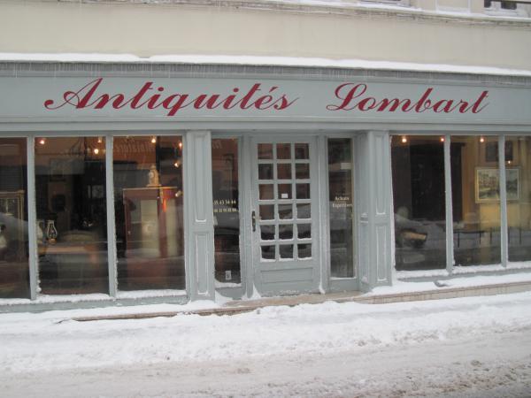 Antiquités Lombart