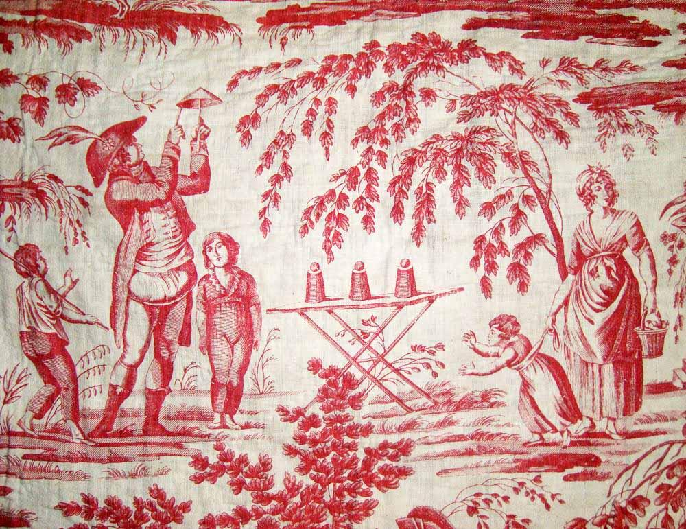 The Juggler - Canvas Nantes 1805