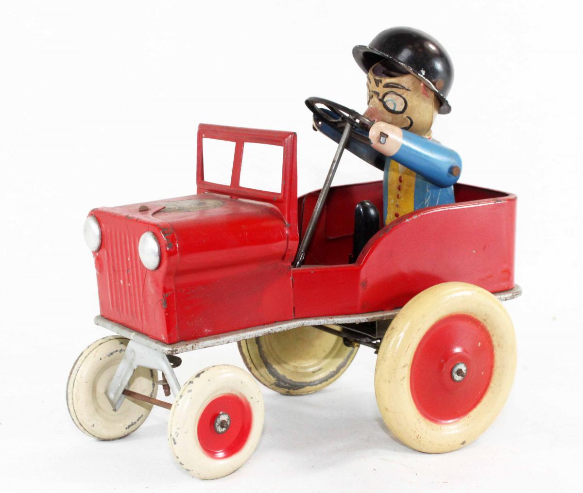 jrd voiture dubout jouet ancien jouets anciens. Black Bedroom Furniture Sets. Home Design Ideas