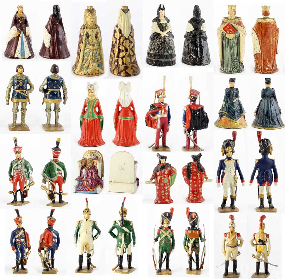 Vertunni Figurines Collection