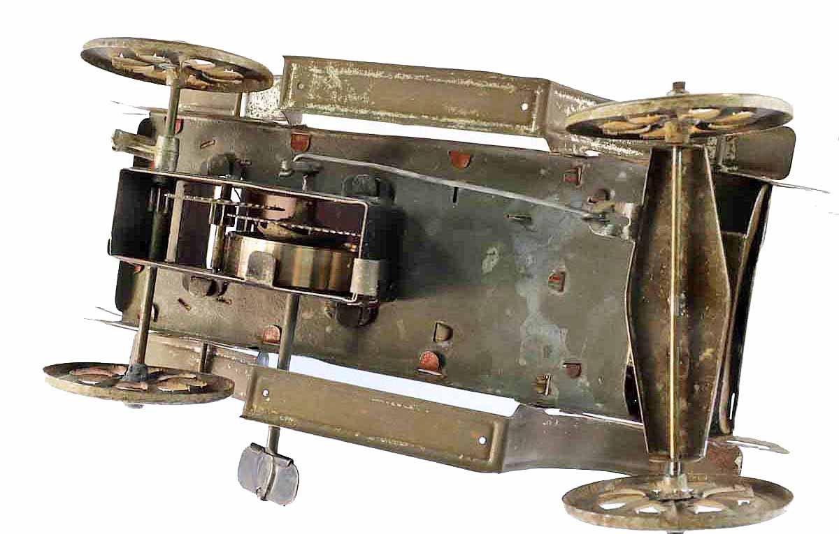 CR BERLINE RENAULT 8HP 1914