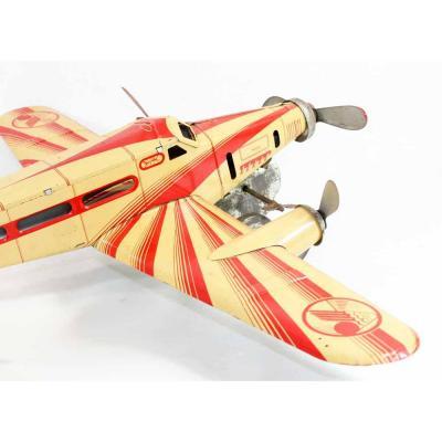 Avion ML 750 MARTINAN & LARNAUDE / jouet ancien