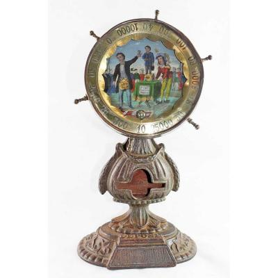 Roulette de comptoir MAGICIEN ves 1900