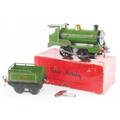 Ensemble de trains HORNBY d'avant guerre