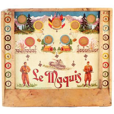 The Maquis Game Ffi 1944