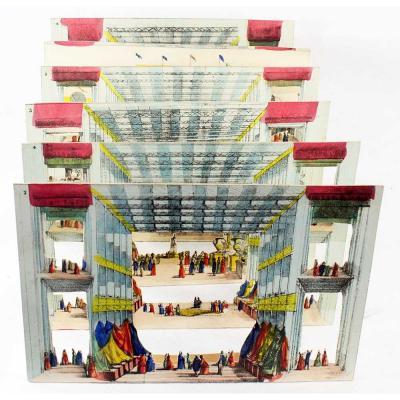 EXPOSITION DE LONDRES 1851 / jouet optique