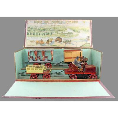 TRAIN RENARD 1904