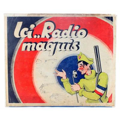 Here Radio Maquis / Ancient Game 1944