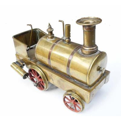 Locomotive 020 RADIGUET