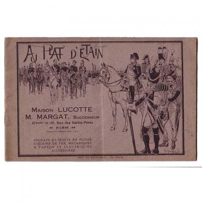 Catalog Lucotte Around 1920: