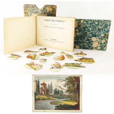 Fables De Florian Put Into Action 1821