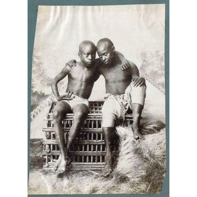 Photographies ZANGAKI vers 1870-1880