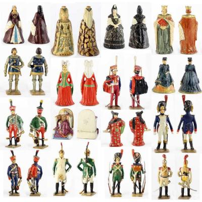 Collection figurines VERTUNNI