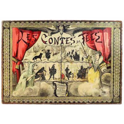 THEATRE d'OMBRES LES CONTES DE FEES 1880