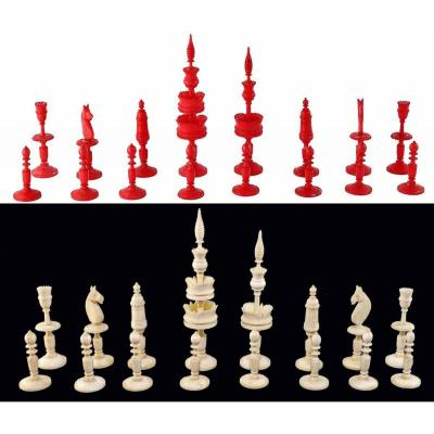 XIXth German Chess Game