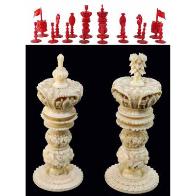 XIXth Birman Chess Game