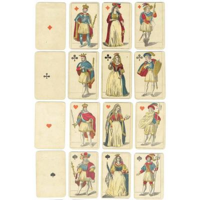52 Erotic Cards Game 1830