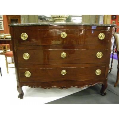Commode Anguille Nantaise