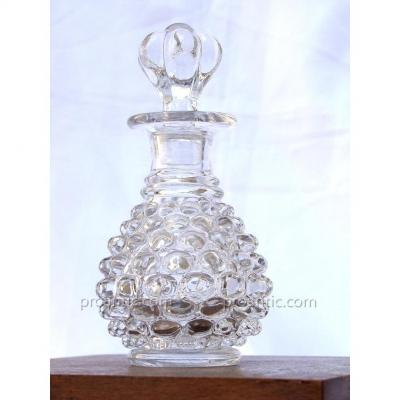 19th Perfume Crystal Bottle