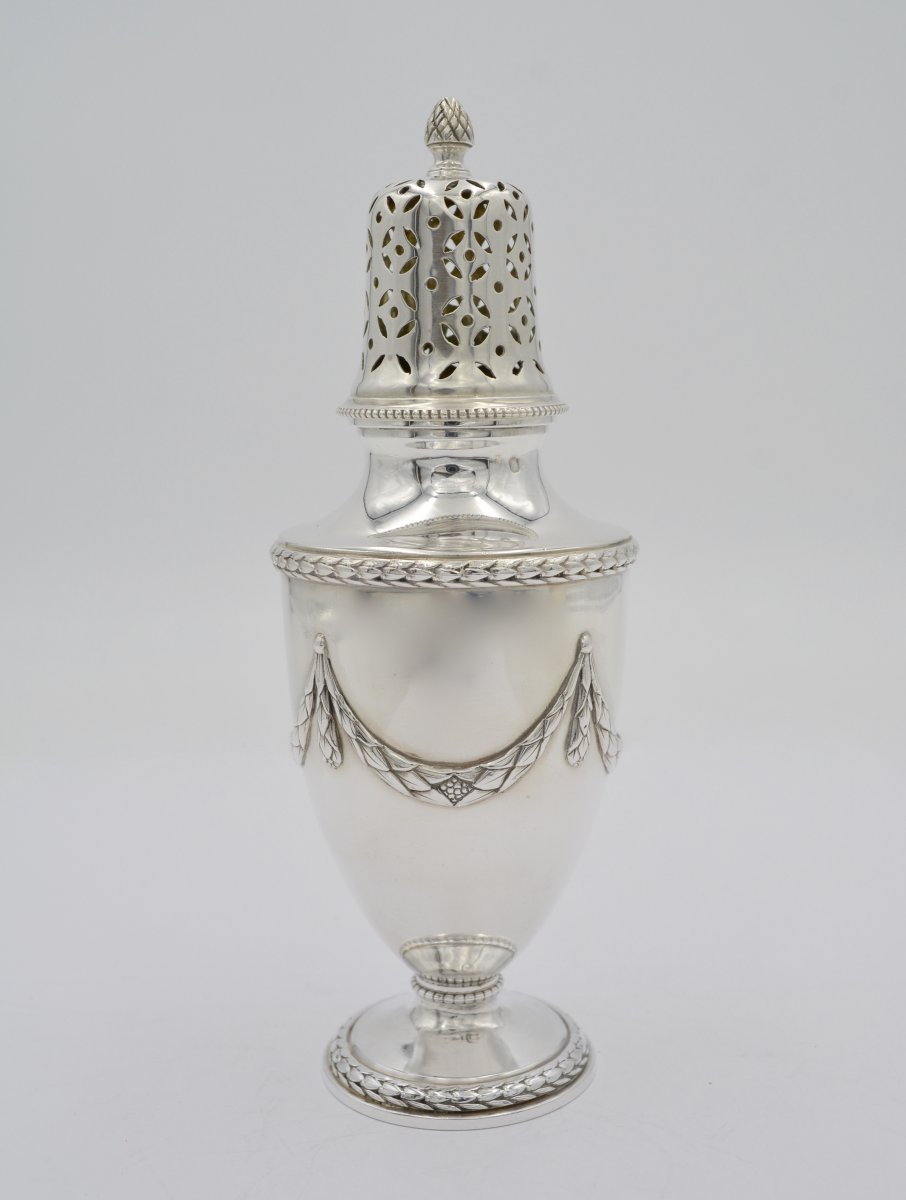 Silver Shaker, France End Of The XXth Century