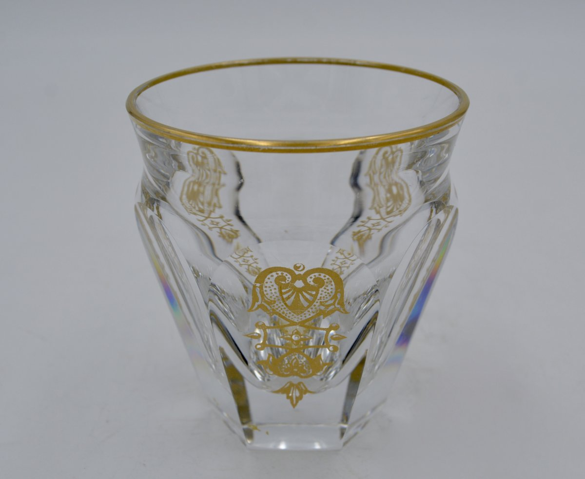 Baccarat. Harcourt Empire Glass