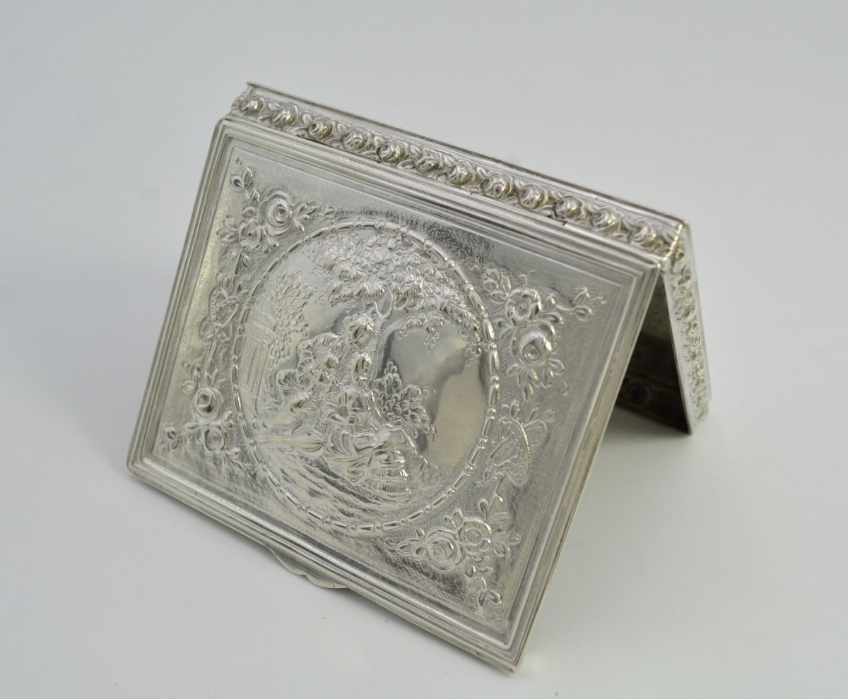 Silver Box, Germany From The Beginning Of The XXth Century-photo-7