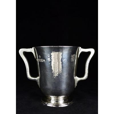 Cup With Silver Handles, Work English Around 1904