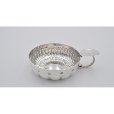 Silver Wine Cup France Around 1880