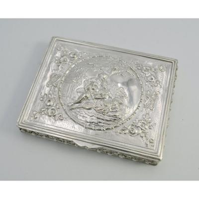 Silver Box, Germany From The Beginning Of The XXth Century
