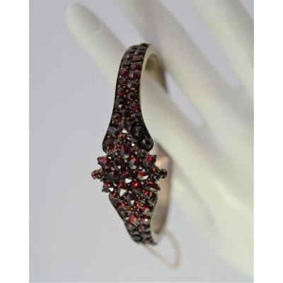 Napoleon III Garnet Bracelet