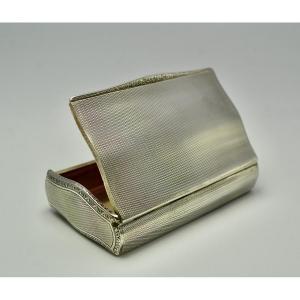 Late 19th Century Silver Box / Snuff Box