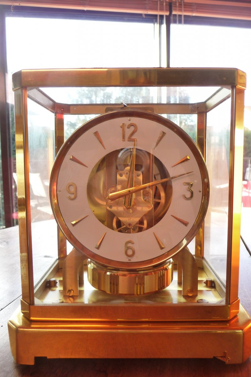Pendulum (perpetual) Atmos De Jaeger Le Coultre, From The 50s