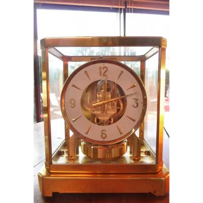 Atmos Pendulum (perpetual)  De Jaeger Le Coultre, From The 50s