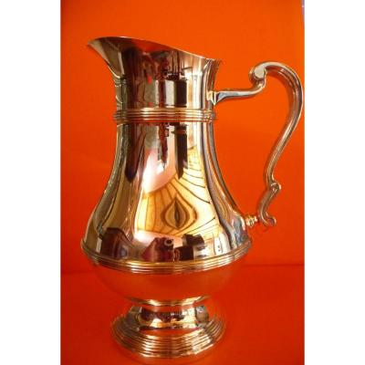 Christofle Regency Style Ewer