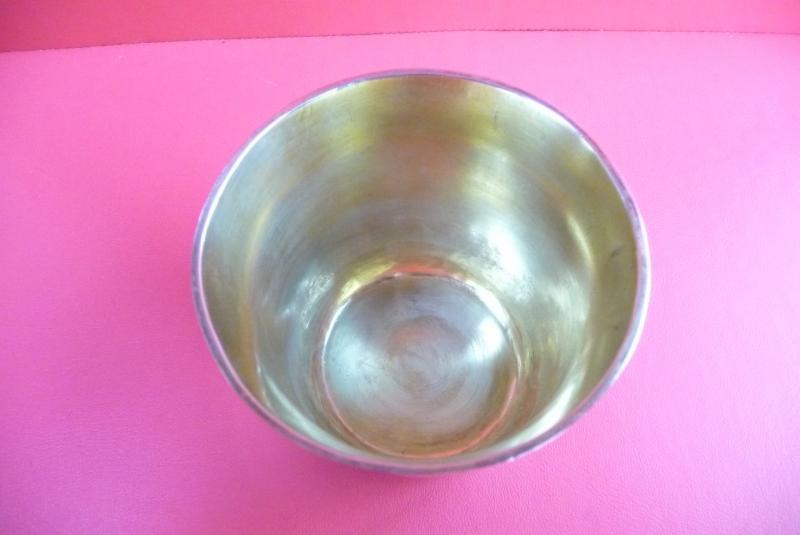 Important Timpani Dite (curon) Silver, Interior Vermeil, Aix, Circa 1820-photo-2