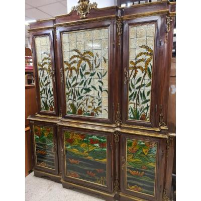 Buffet 2 Corps - Stained Glass Doors