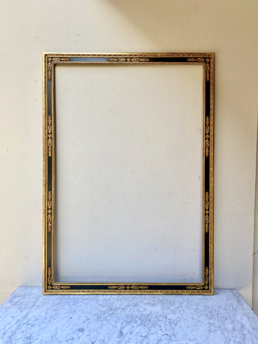 Empire Style Frame Late 19th Century