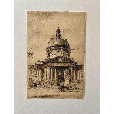 """Alexis Vollon """"église Notre Dame De L'assomption"""""""