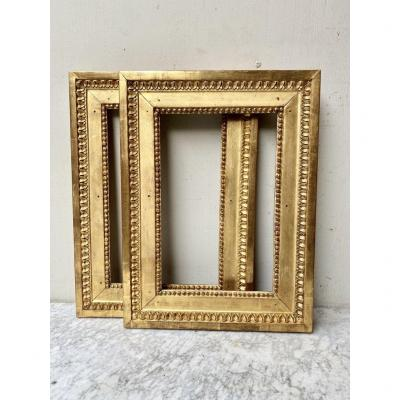 Pair Of 18th Century Frames