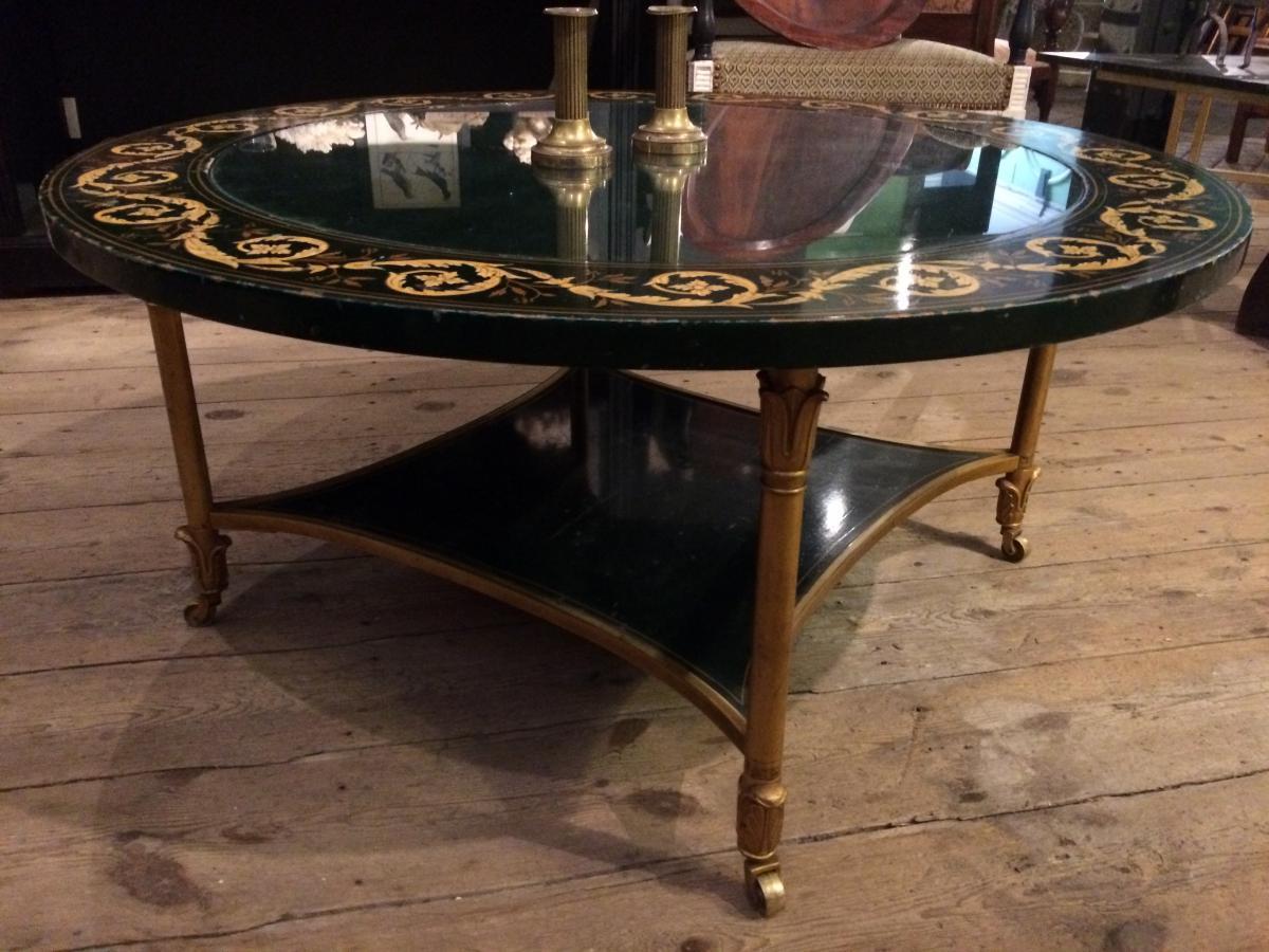 table basse ann es 70 tables basses. Black Bedroom Furniture Sets. Home Design Ideas