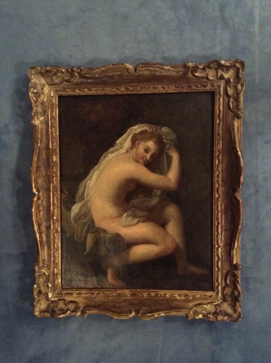 Nu XVIII ème siècle