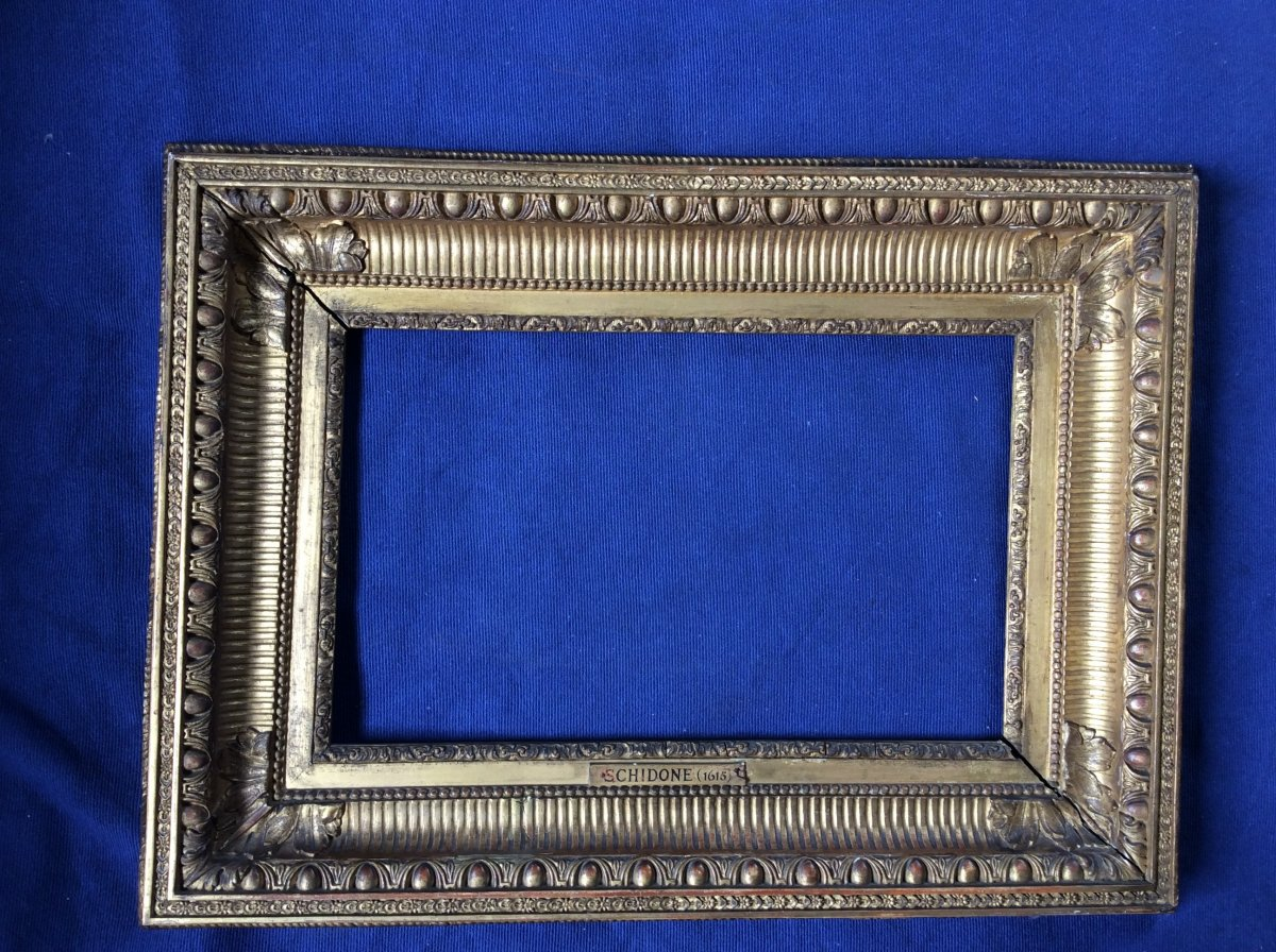 19th Century Canals Frame