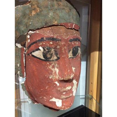 Funeral Mask, Egypt